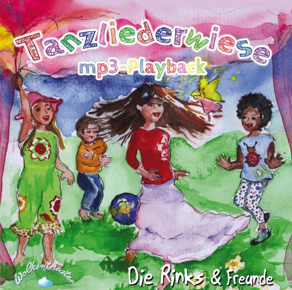 Tanzliederwiese – MP3-Playbacks