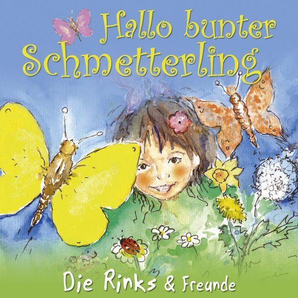 Hallo bunter Schmetterling – CD