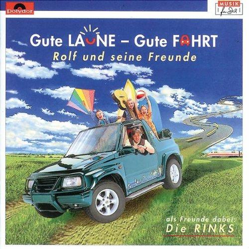 Gute Laune – Gute Fahrt – CD