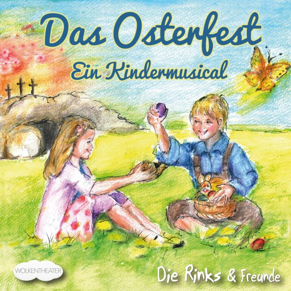 Das Osterfest – Ein Kindermusical – CD