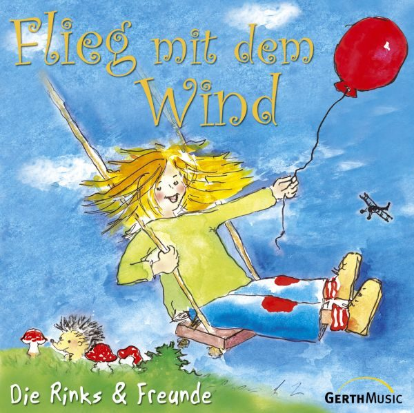 Flieg mit dem Wind – CD