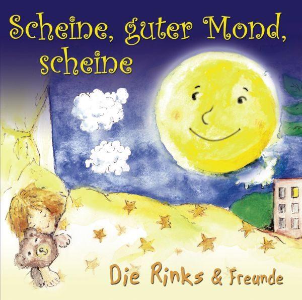 Scheine, guter Mond, scheine – CD