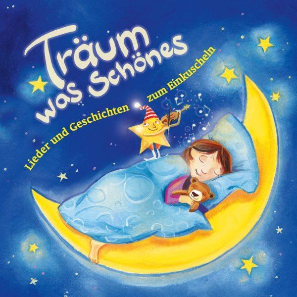 Träum was Schönes – CD