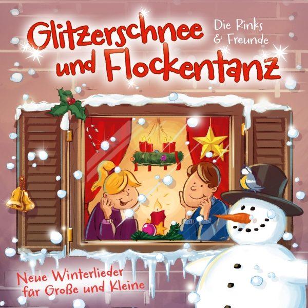 Glitzerschnee und Flockentanz – CD